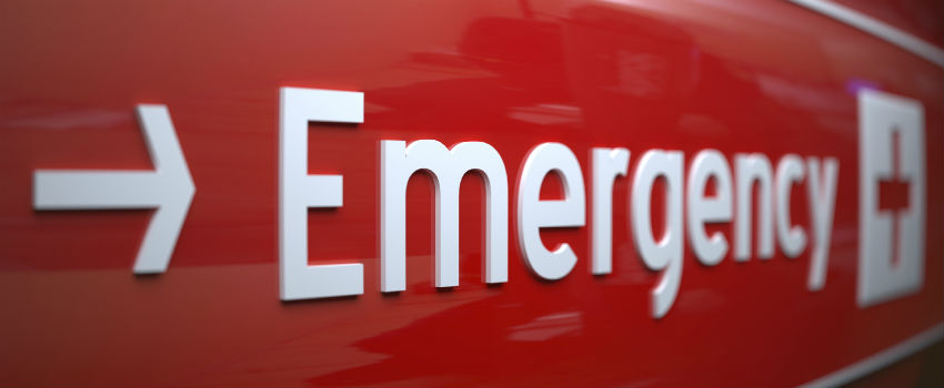 emergency room patient data
